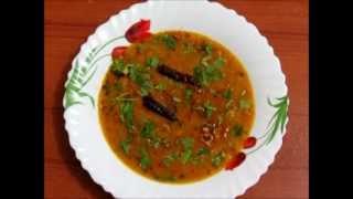 Dal Tadka in Marathi