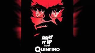 Major Lazer ft. Nyla - Light It Up (Quintino Remix)