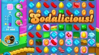 Candy Crush Soda Saga Level 1549 (3 Stars)