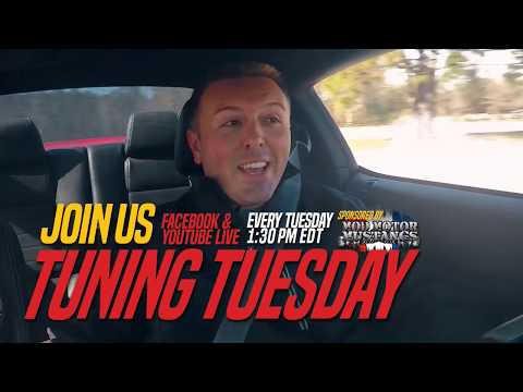 Tuning Tuesday S1 E35 | July 24, 2018
