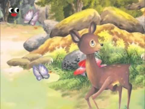 Классный мульт про оленя и снеговика — смотреть онлайн на