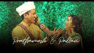 Prathamesh & Pallavi | Wedding Highlights 2020 | Divesh Kudvalkar Photography