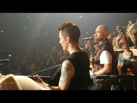 """The Script - Never Seen Anything """"Quite Like You"""" & Hey Jude Live in Liverpool 12th February 2018"""