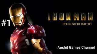 How to play Iron man mission 1 Escape