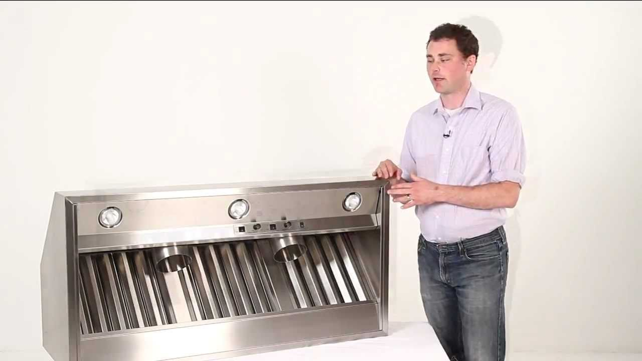 Range Hood Review ProV Wall Hood - Barbecue BBQ Outdoor Kitchen ...