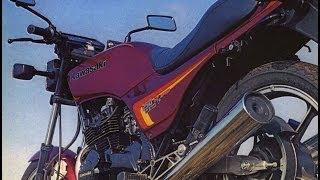 Kawasaki Z250 Scorpion