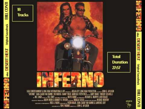 Inferno aka Desert Heat Music Theme (Original Track)