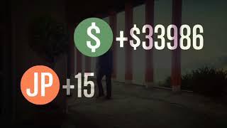 Aprenda a ficar rico sozinho com MISSÃO MILIONÁRIA no GTA V ONLINE