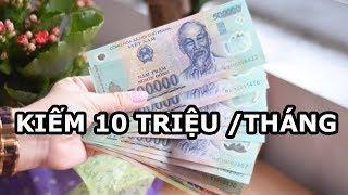 Cách kiếm 500.000 VNĐ trong ngày với ví điện tử momo
