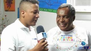 Entrevista com o Prefeito de São Francisco do Conde Evandro Almeida  (Projeto Voarte)