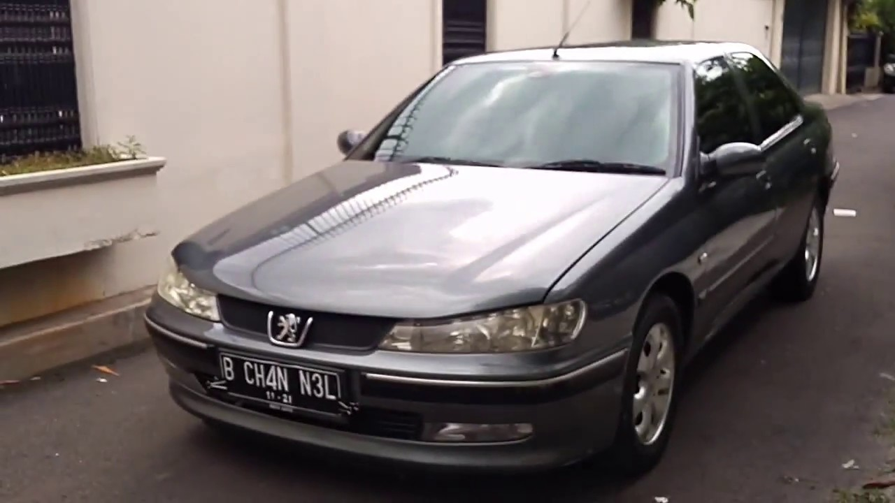 in depth tour peugeot 406 facelift d9 2005 indonesia youtube. Black Bedroom Furniture Sets. Home Design Ideas