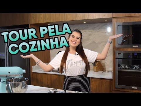 TOUR PELA COZINHA E LAVANDERIA #APEFABISANTINA