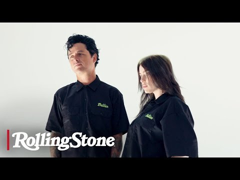 Mel Taylor - Billie Joe Armstrong From Greenday and Billie Eilish - This is GREAT!