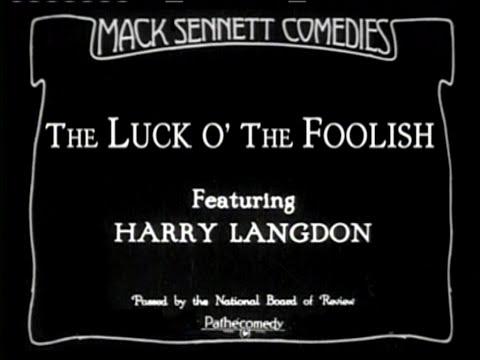 1924 - The Luck o' the Foolish (Rótulos en Castellano)