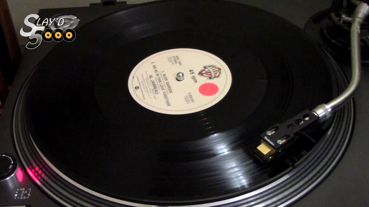 Al Jarreau Roof Garden Slayd5000 Youtube