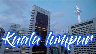 Gambar cover Kuala Lumpur, Malaysia | Hemant Mishra | Episode 3 | KTM Train Ride | AirBnb in KL | Backpacking