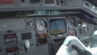 Embraer Takeoff landing cockpit Brasilia embraer 120