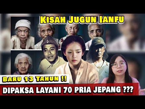 Kisah Nyata !! Wanita Penghibur Indonesia Untuk Tentara Jepang !! - Jugun Ianfu Indonesia