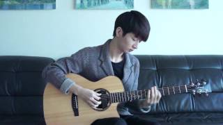 (Ed Sheeran) Thinking Out Loud - Sungha Jung