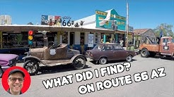 Seligman AZ: Hackberry General Store: Route 66 Road Trip