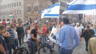 Muslim sagt die Wahrheit über Gaza! Israelis sind sprachlos!