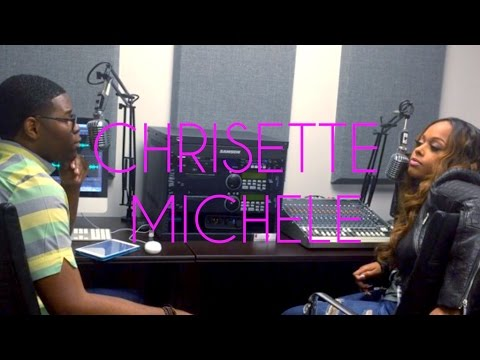 Chrisette Michele Interview on Officially Live