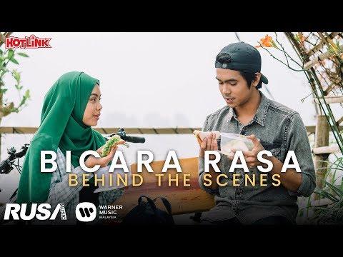 Ariff Bahran & Sarah Suhairi - Bicara Rasa [Behind The Scenes]