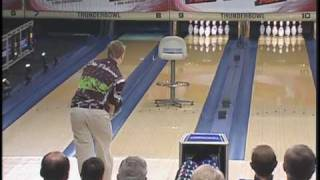 2 handed bowling see more trick shots on oct 25th at 1 p m