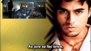 Enrique Iglesias, Juan Luis Guerra - Cuando Me Enamoro...subtitrat in Romana...