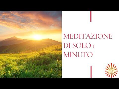 Perdono meditazione solo un minuto youtube - Gemelli diversi solo un minuto ...
