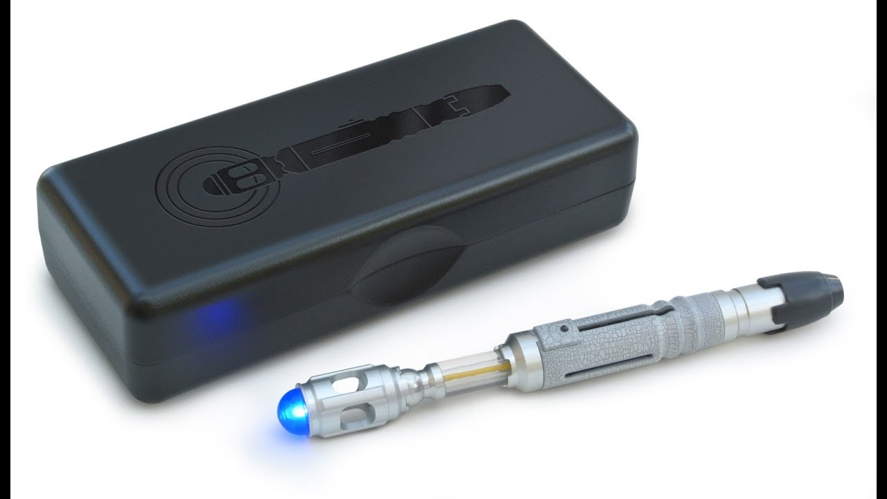 sonic screwdriver universal remote instructions