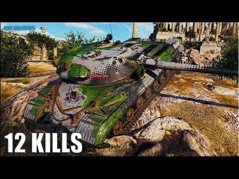 Объект 277 НАГИБ за ВСЮ КОМАНДУ ? World of Tanks лучший бой тт 10 thumbnail