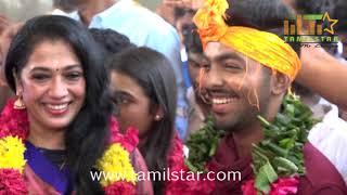 100 Percent Kaadhal Movie Launch