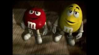 "M&m's Are Candy-coated Pieces Of Milk Chocolate With The Letter ""m"" Printed On Them,"