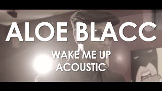 Aloe Blacc - Wake Me Up - Acoustic [ Live in Paris ]