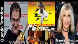 Kill Bill: Vol. 1 (2003) Soundtrack: Bang Bang (My Baby Shot Me Down) by Nancy Sinatra