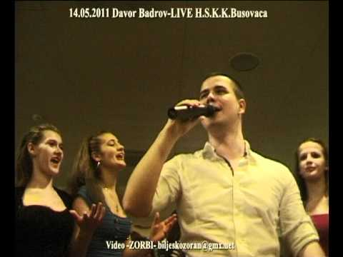 Davor Badrov 2011- Otvor zeno kapiju.avi