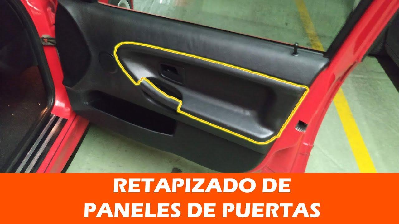 Retapizado de paneles de puertas | DIY