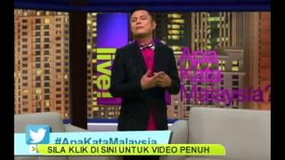 Video h Live! Apa Kata Malaysia: Di mana Anita Sarawak? download MP3, 3GP, MP4, WEBM, AVI, FLV Juni 2018