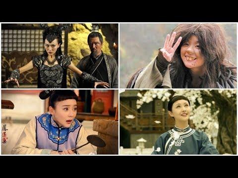Mỹ nhân Hoa ngữ ngoài đời đẹp bao nhiêu thì trong phim tạo hình cổ trang lại 'khó đỡ' bấy nhiêu   Phim Cổ Trang chiếu rạp 1