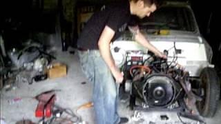 AMI 6 Hoodride engine start