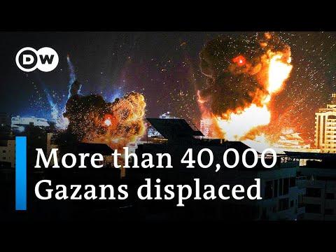 Israeli airstrikes fuel growing humanitarian crisis in Gaza | DW News