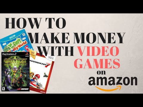 How to Make Money Selling Video Games on Amazon FBA