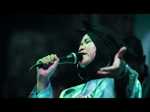 SATURJAZZ : SORAYA GHYNA - Melekat | LIVE AT M RADIO SURABAYA