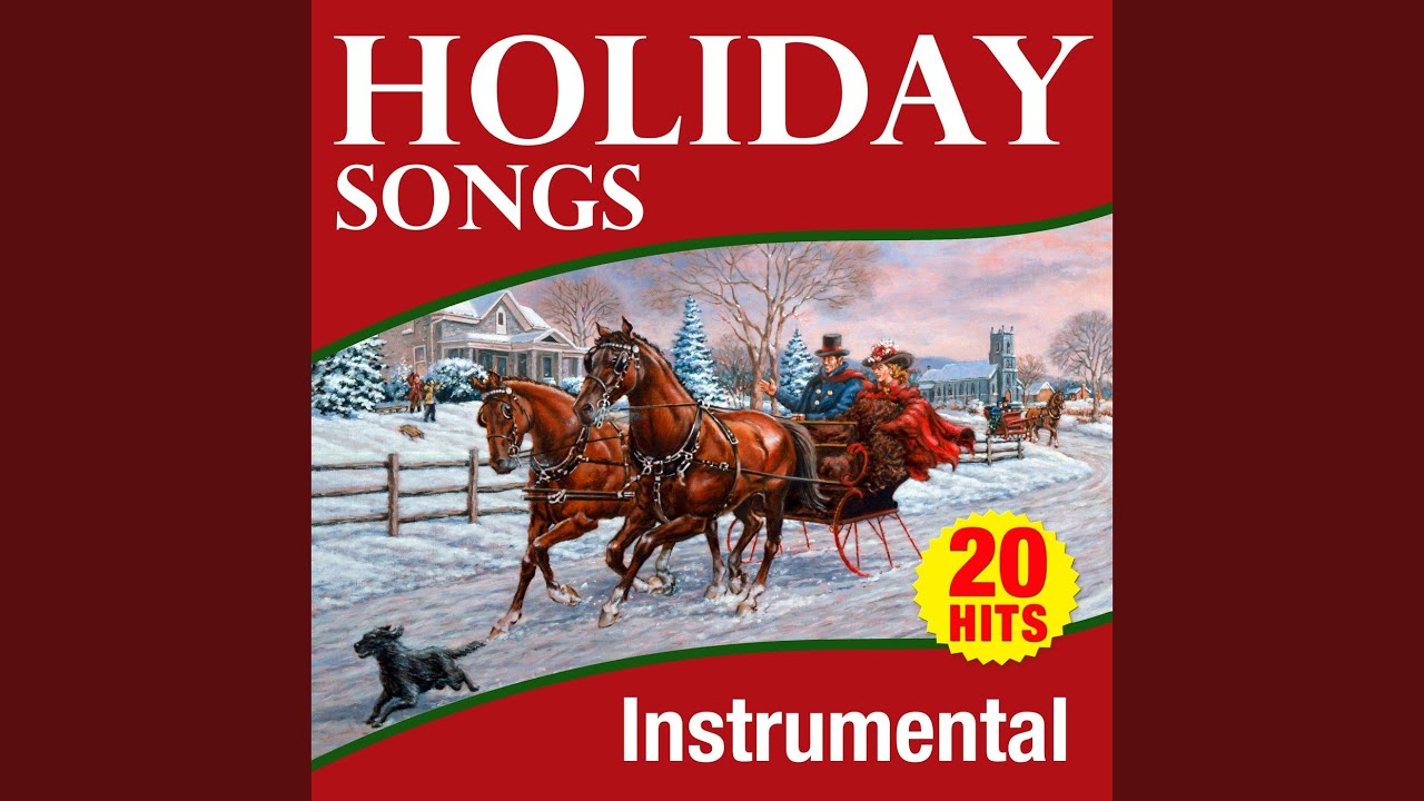 All I Want for Christmas Is You (Instrumental) - YouTube