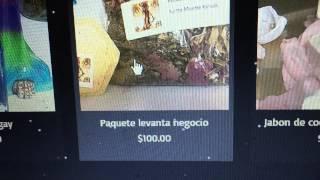 VESITA NUESTRO WEBSITE WWW.SANTAMUERTEKS.COM