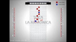Camptown Races - Curso de Armónica - Método Cascada - L6 (Harmonica Course - Cascade Method)