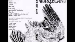 Wasteland - Demo (Unreleased) (2008)