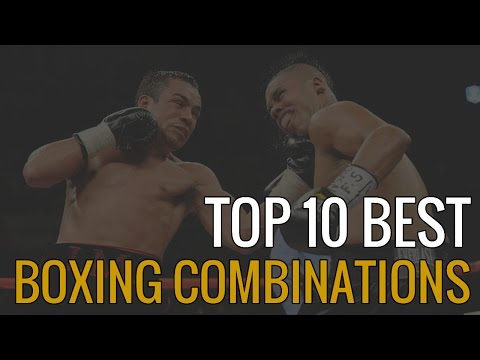 Top 10 Best Boxing Combinations