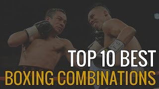 Top 10 Best Boxing Combinations